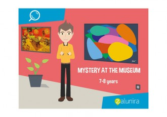 Mystery at the Museum - 7-8 years