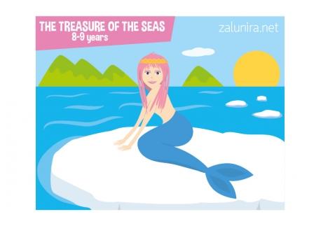 The Treasure of the Seas - 8-9 years