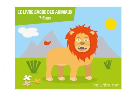 Le livre sacré des animaux - 7-8 ans